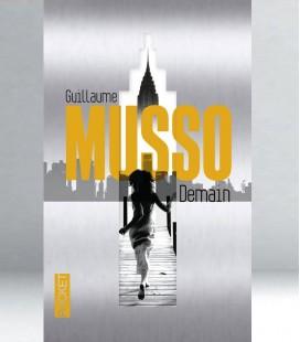 DEMAIN - GUILLAUME MUSSO - édition spécial