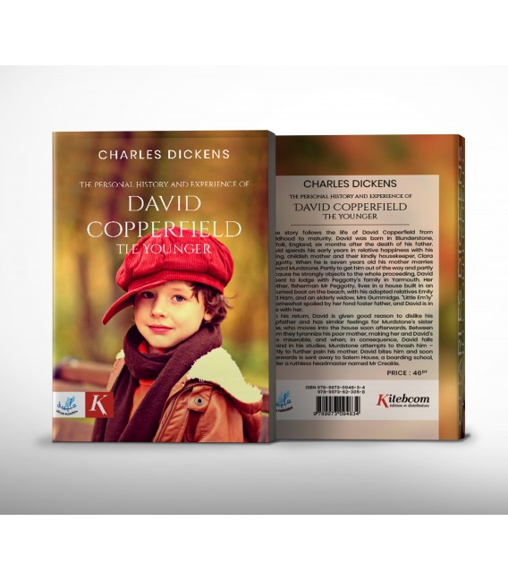 Charles Dickens - The Personal History and Experience of David copperfield The younger