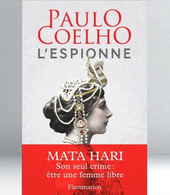 L'espionne - Paulo Coelho